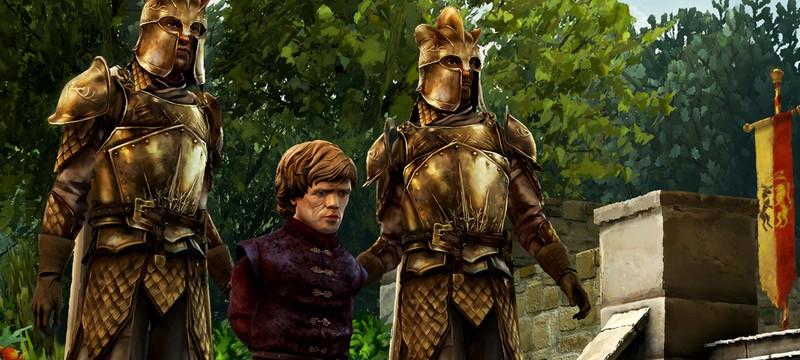 Скриншоты Game of Thrones – Эпизод 3