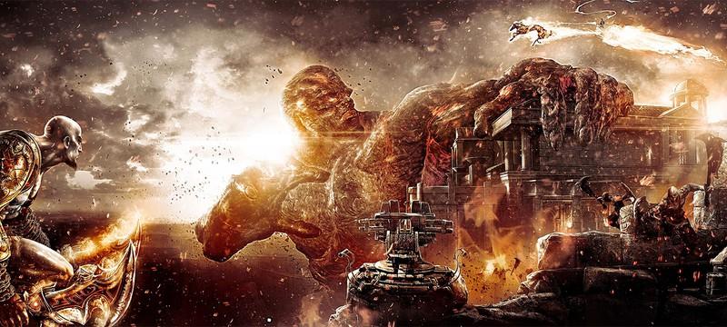 God of War 3 выйдет на PS4