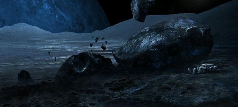 Боевая система в последнем билде Mass Effect Next выглядит отлично