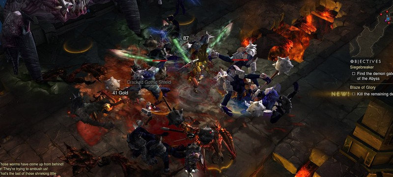 Третий сезон Diablo 3 стартует в Апреле