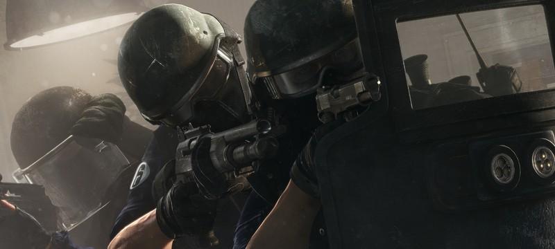 UPD: 12 минут геймплея из альфы Rainbow Six: Siege