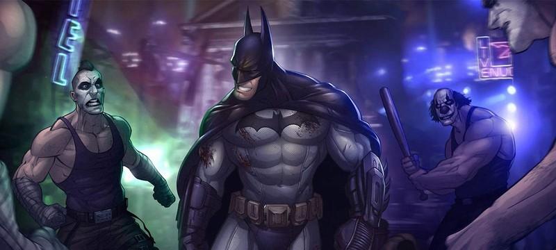 Слух: Batman: Arkham Collection для PS4 и Xbox One