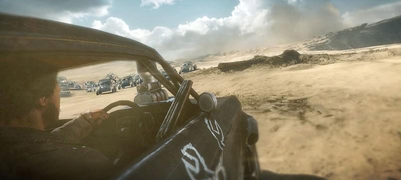 Трейлер Mad Max – Смертельно открытый мир