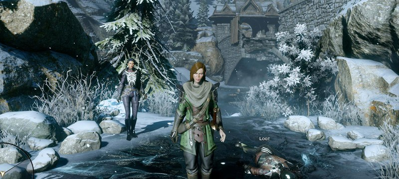 Скриншоты первого дополнения Dragon Age: Inquisition