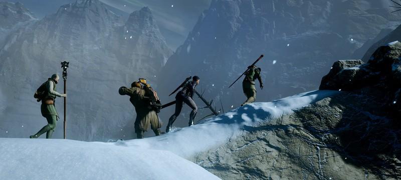 Первый DLC Dragon Age: Inquisition выходит завтра