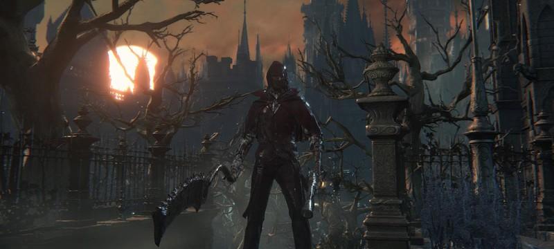 Анализ: у Bloodborne проблемы с поддержанием 30fps