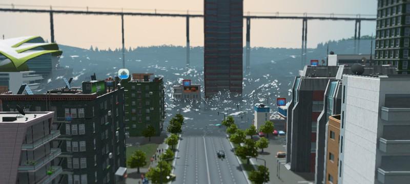 Великое затопление Cites: Skylines