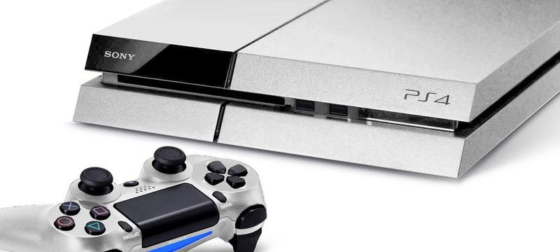 Крупный апдейт PS4 уже завтра