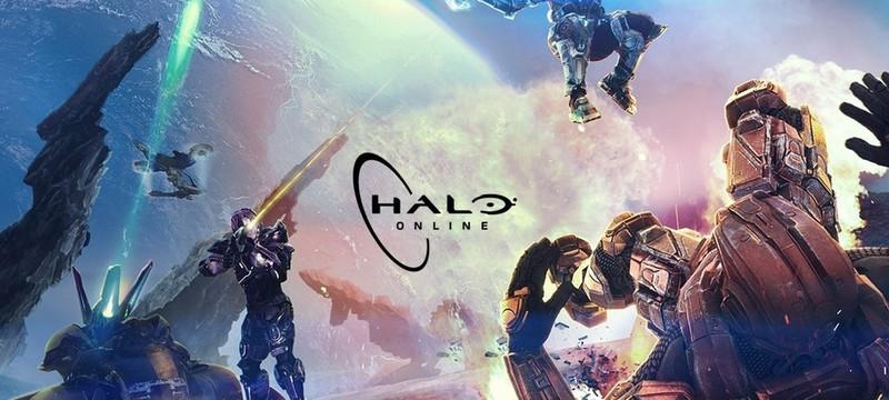 Первый официальный арт Halo Online