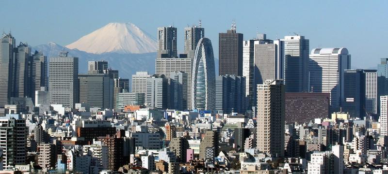 Short: Токио – самый удивительный город