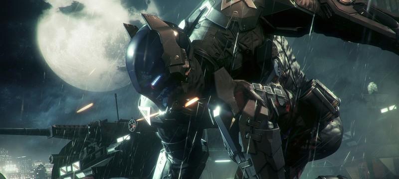 Batman: Arkham Knight для PC выйдет только в цифровой версии на территории Великобритании
