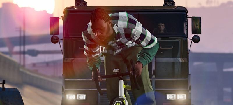 Ухудшенную графику GTA 5 на PS4/Xbox One исправят в новом патче