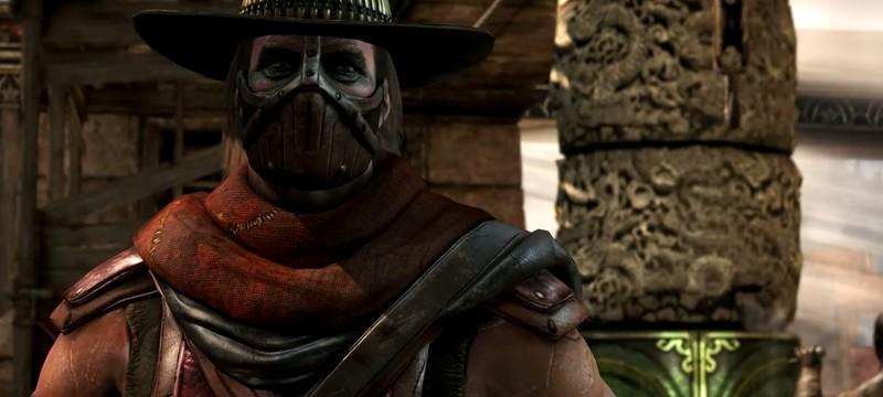Erron Black в новом трейлере Mortal Kombat X