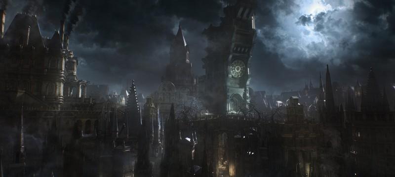 Boodborne: как попасть в секретную локацию Abandoned Old Workshop