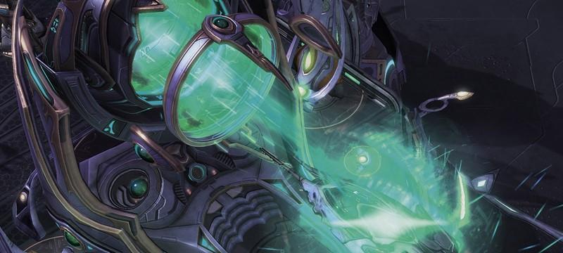 Стартовала закрытая бета StarCraft 2: Legacy of the Void