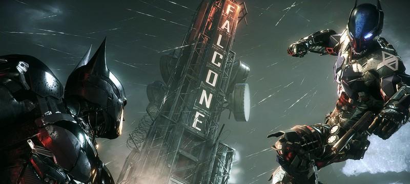 Эксклюзивность контента для Batman: Arkham Knight на PS4 будет временной