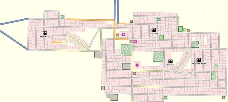 Мод  Cities: Skylines позволяет делать из городов реальные карты
