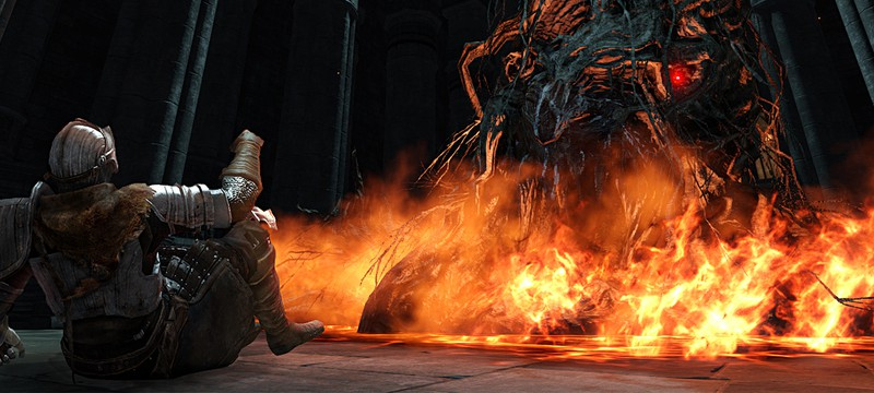 Релизный трейлер и скриншоты Dark Souls II: Scholar of the First Sin