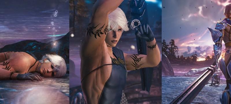 Square Enix снизила сексуальность мужского персонажа