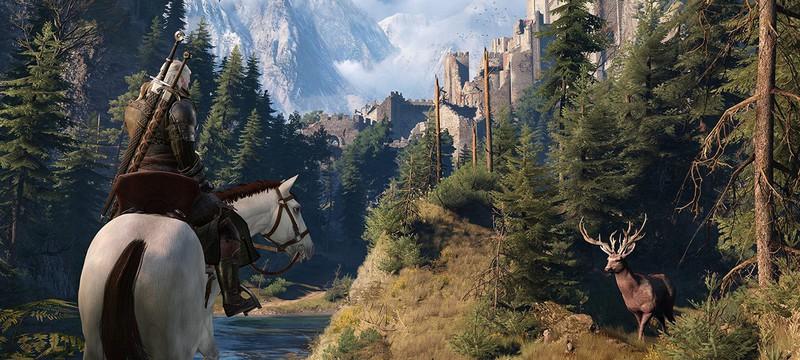 Карта The Witcher 3 из коллекционного издания
