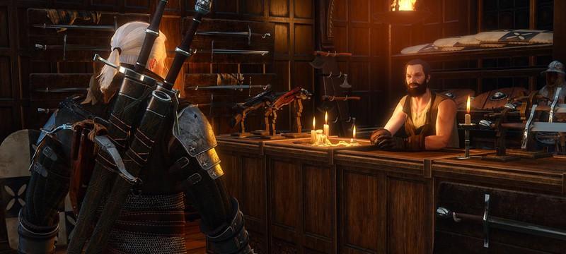 В свежем ролике The Witcher 3: Wild Hunt был запущен на PC