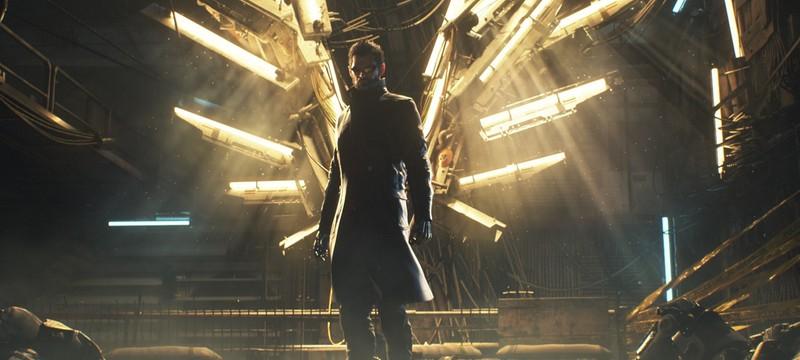 Масса деталей Deus Ex: Mankind Divided