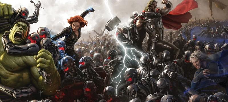 Поcле титров Avengers: Age of Ultron не будет дополнительной сцены