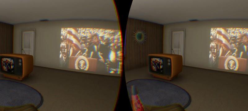 Симулятор виртуальной лестницы