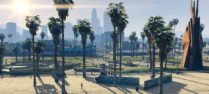 Новые скриншоты GTA 5 на PC