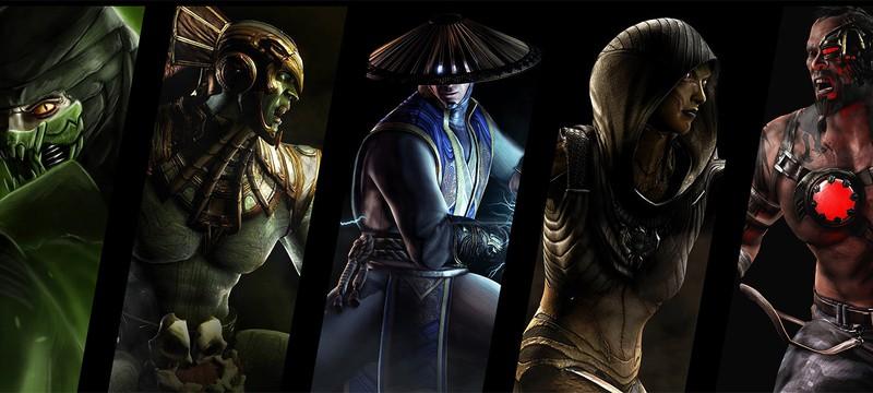 Патч первого дня Mortal Kombat X весит 1.8 Гб