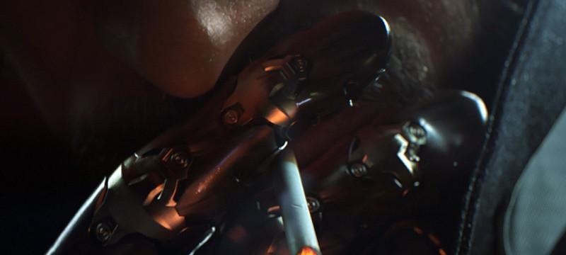 Анализ трейлера Deus Ex: Mankind Divided