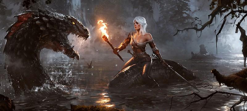 Новые подробности The Witcher 3