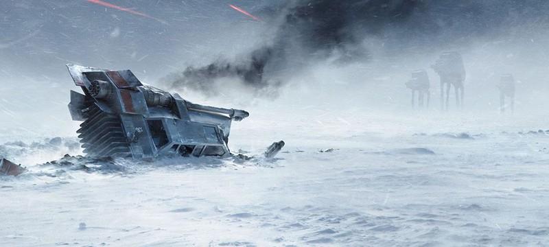 """Геймплей Star Wars: Battlefront """"просто безумный"""""""