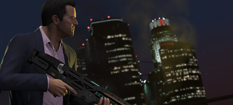Трейлер видеоредактора GTA V на PC