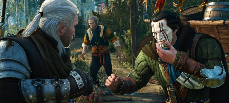 Четыре скриншота The Witcher 3: Wild Hunt в 4K