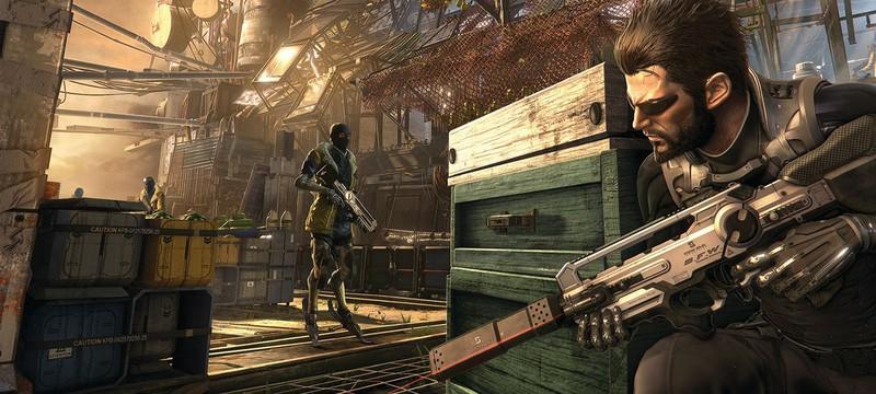 Аугментации и классовое разделение в Deus Ex: Mankind Divided