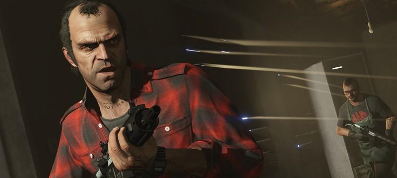 """""""Running, Man"""" – первый ролик сделанный при помощи редактора GTA 5"""