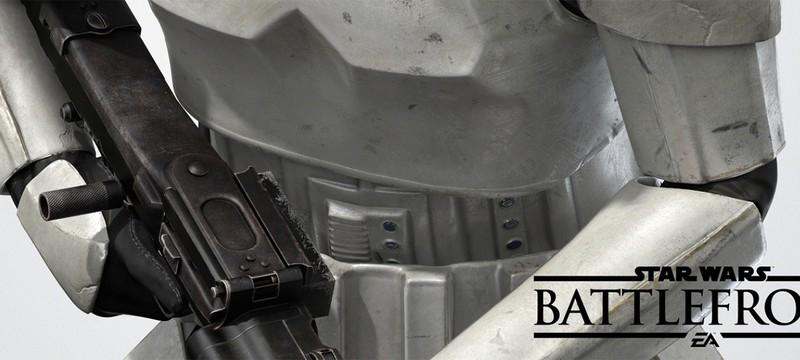Штормтрупер из Star Wars: Battlefront от DICE