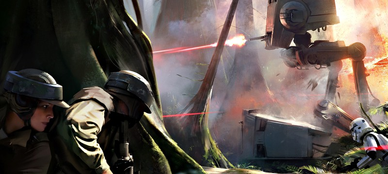 Star Wars: Battlefront выйдет раньше всех на Xbox One