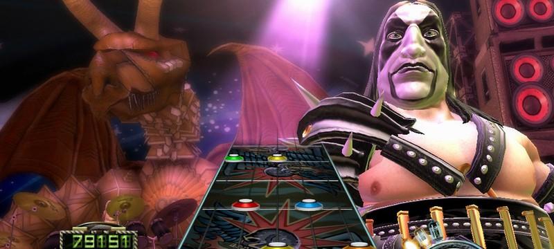 Guitar Hero Live утекла раньше официального анонса