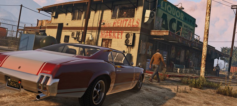 Сравнение графики GTA 5 на PC, PS4 и Xbox One