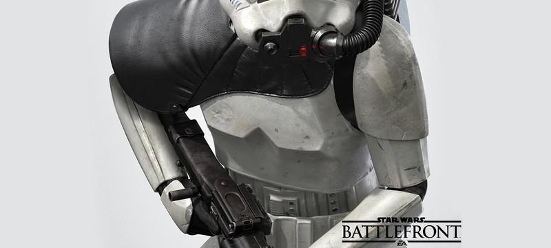 Штурмовик Star Wars: Battlefront собран