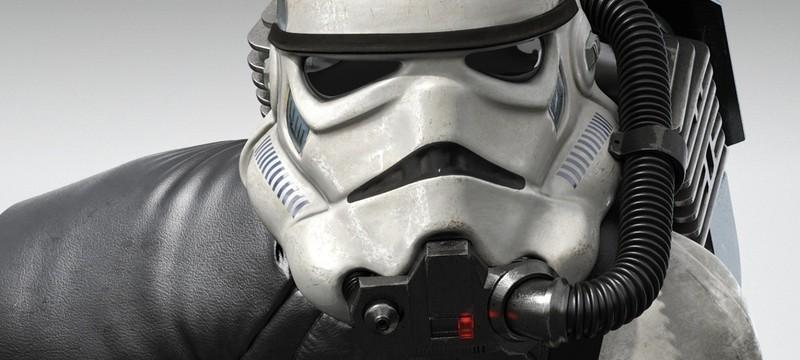 Полное изображение Штурмовика из Star Wars: Battlefront