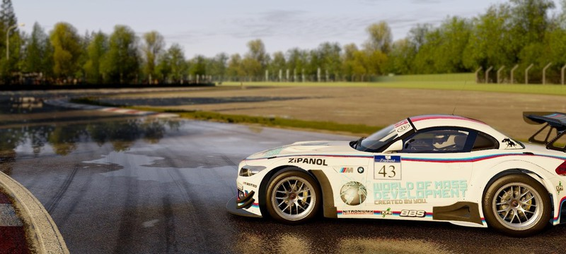 Project CARS выйдет 8 мая
