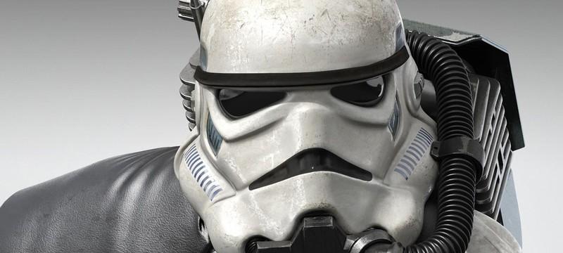 В Star Wars: Battlefront не будет Battlelog