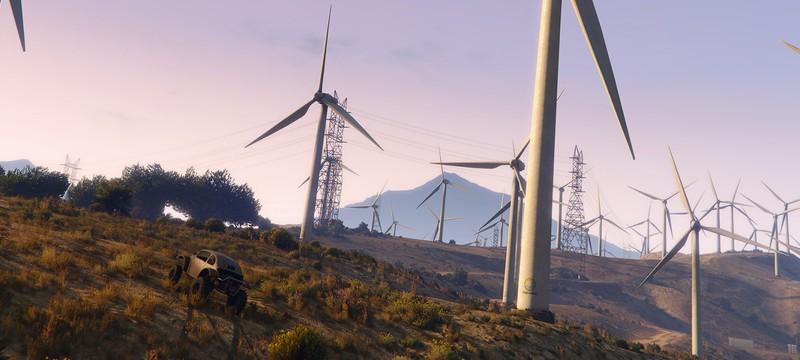 Сравнение графики GTA 5: PC, PS4, Xbox One