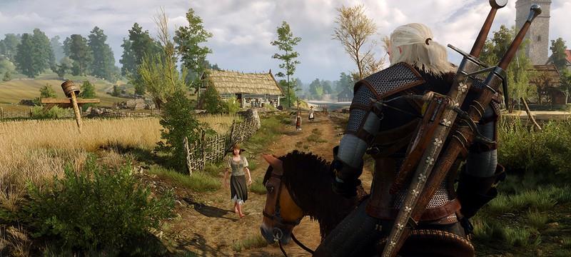 The Witcher 3 доступна для предзагрузки на Xbox One