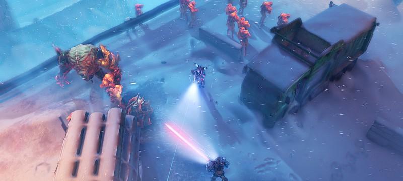Кооперативный геймплей PS4-эксклюзива Alienation