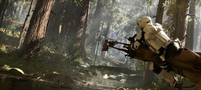Star Wars: Battlefront привезут на E3 2015