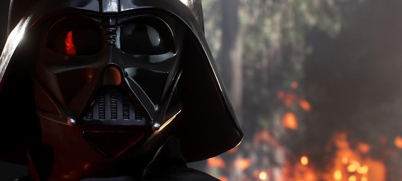 Первые официальные детали и скриншоты Star Wars: Battlefront